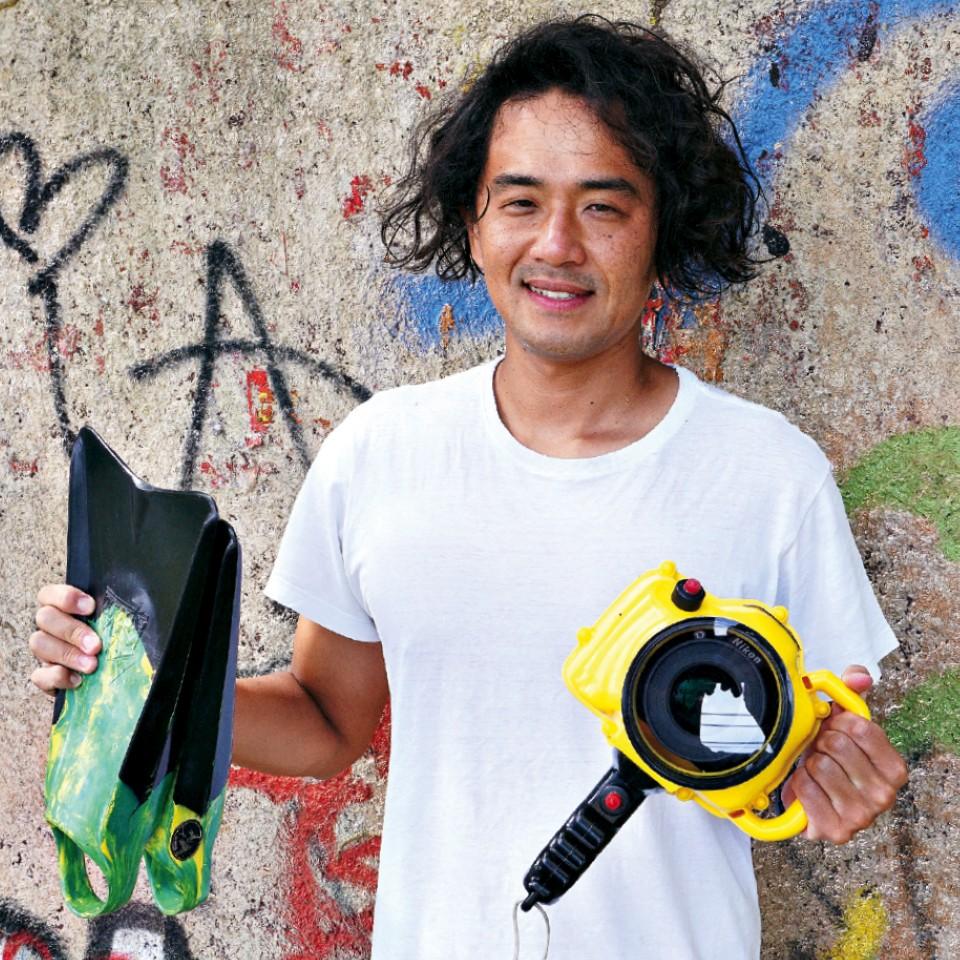 Eduardo Hiroshi, a fotografia como trabalho e terapia