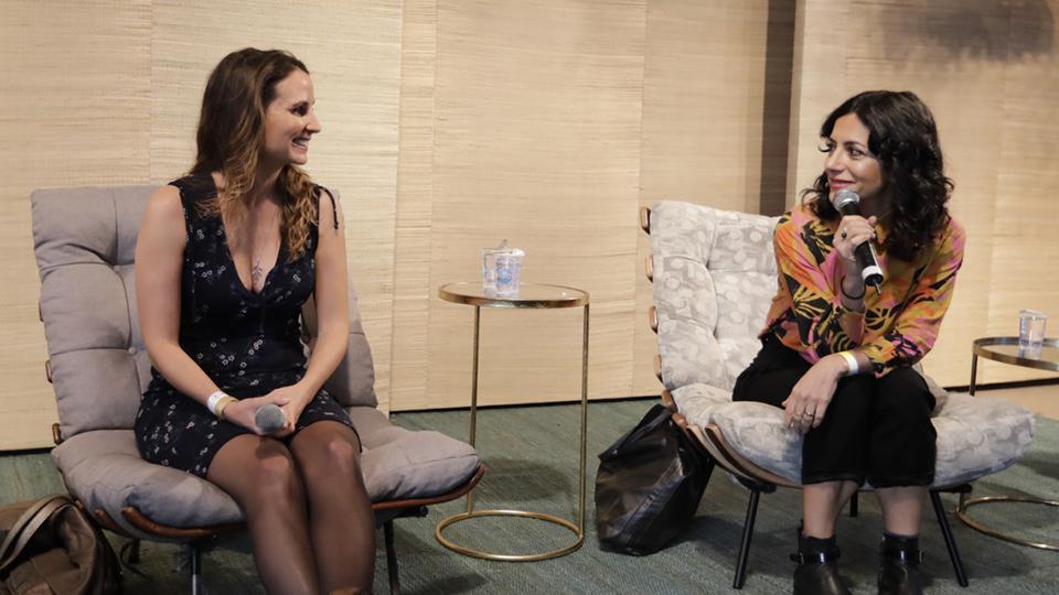 A cineasta Petra Costa fez uma seleção de filmes que abordam o feminino para uma conversa com Marina Person