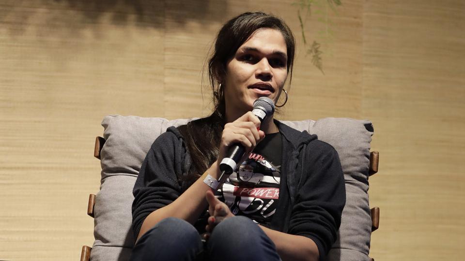 A representatividade LGBT+ na política foi o tema debatido por Milly Lacombe, Iran Giusti, Daniela Andrade e Erikah Azeviche