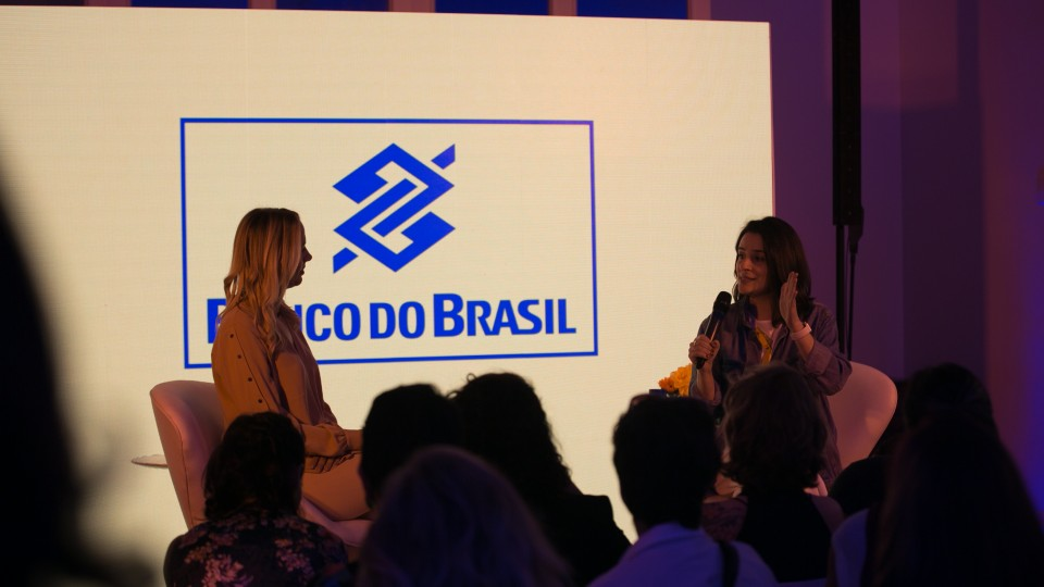 No segundo dia, consultoria de estilo com Fernanda Resende e Paula Mazanek, Head de Investimentos do Banco do Brasil