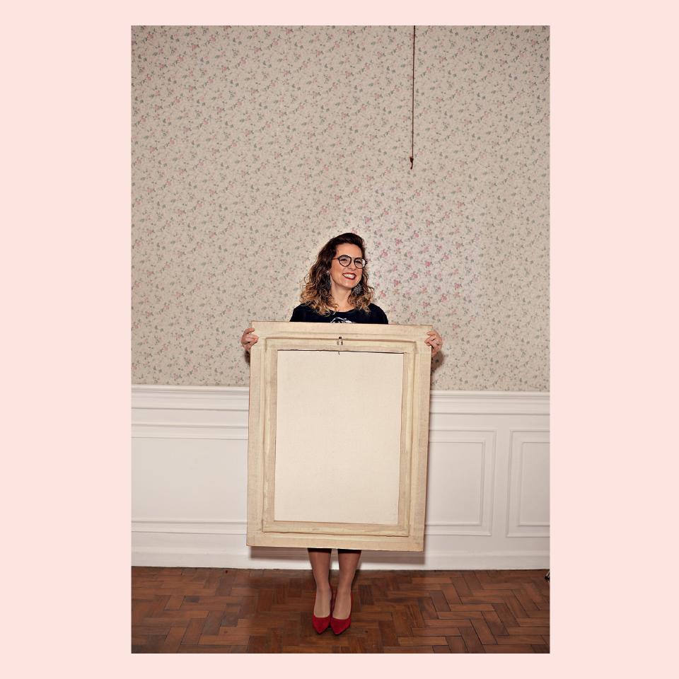 """""""Está tudo certo com a ideia de trabalhar só para pagar as contas, não vejo problema nisso"""", diz Juliana Wallauer, uma das vozes do podcast Mamilos"""