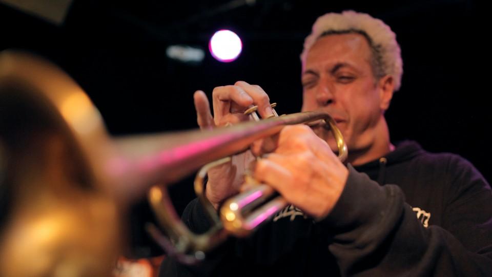 O trompetista Guizado faz a produção musical do Tributo