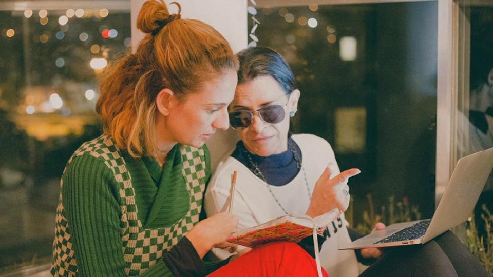 """""""Se eu tivesse nascido agora, estaria fazendo o que ela faz"""", diz Marina, sobre Letrux"""