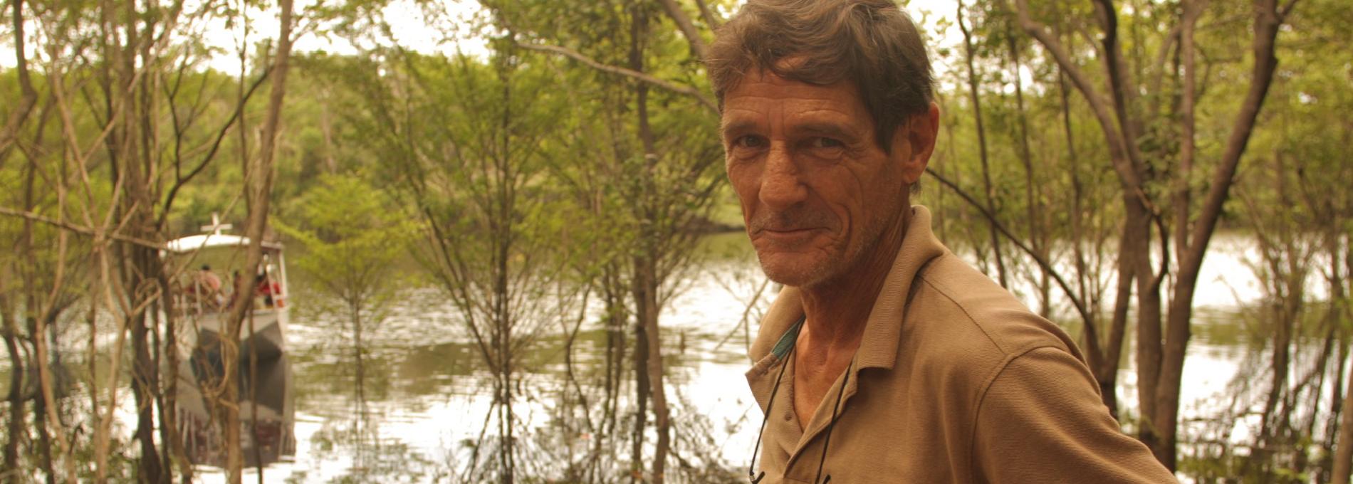 Um herói escocês na Amazônia