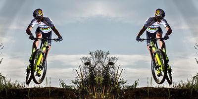 Henrique Avancini: pedal campeão