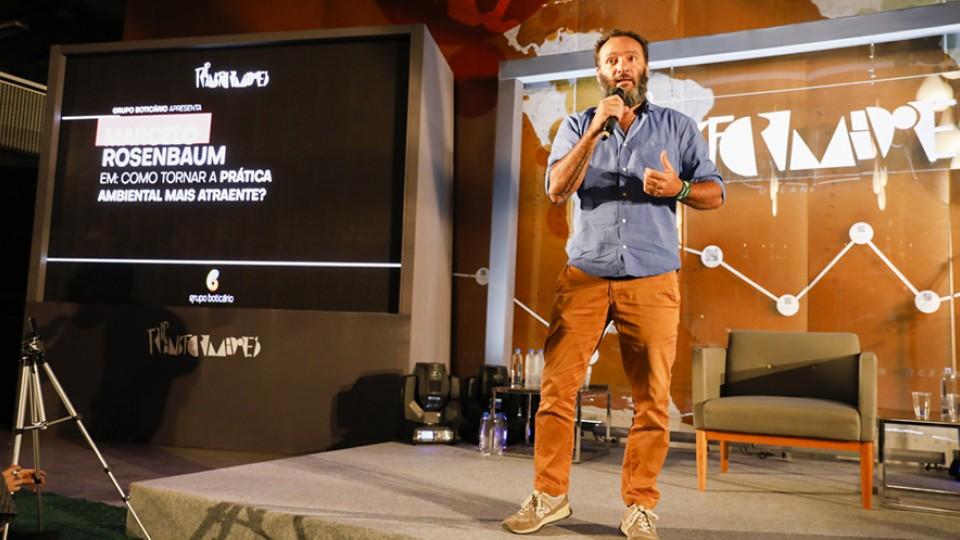 Marcelo Rosenbaum falou sobre a força do artesanato para empoderar pessoas e ao mesmo tempo resgatar ancestralidades