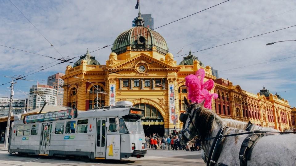 VLT em Melbourne