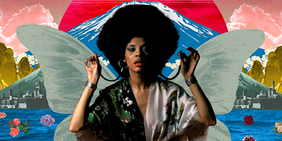 Betty Davis, o furacão funk