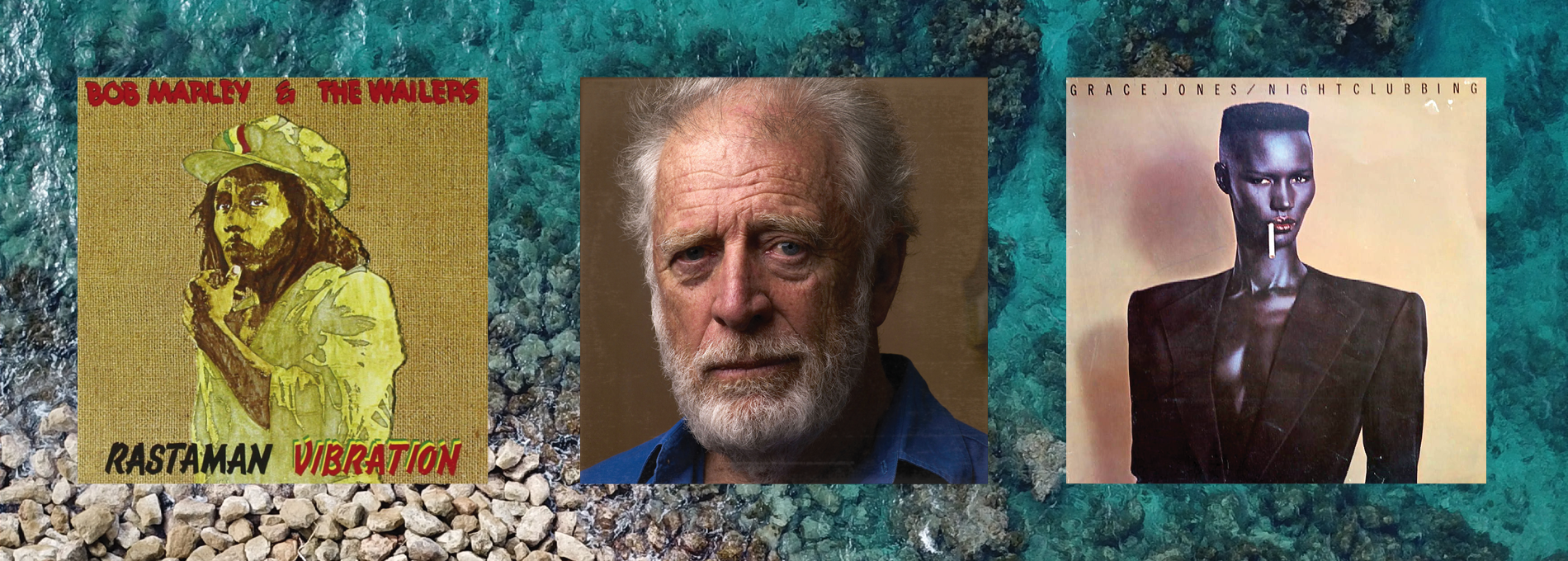 Que vida, hein, Chris Blackwell