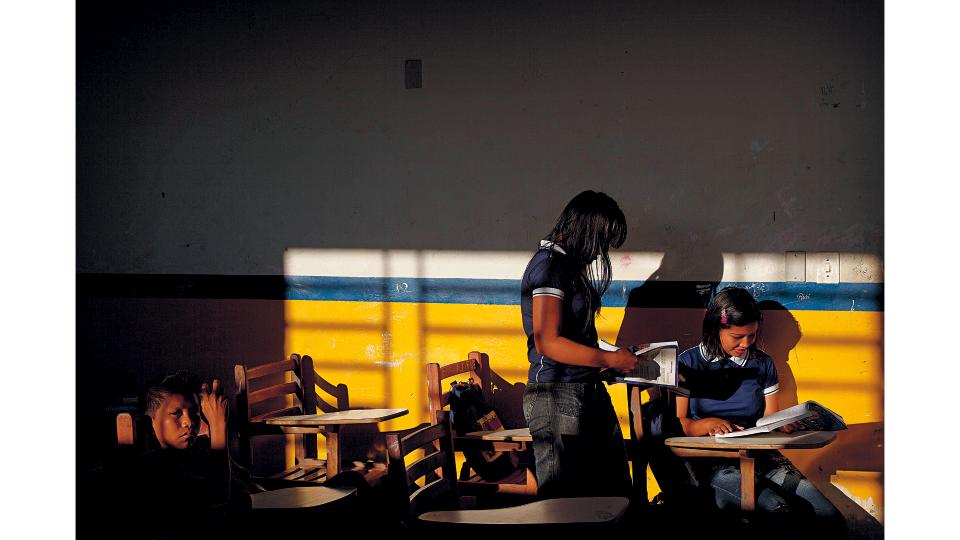 O Instituto Nacional de Pesquisas Educacionais Anísio Teixeira (Inep) deixou, a partir de 2017, de divulgar anualmente as médias por escola das notas do Enem