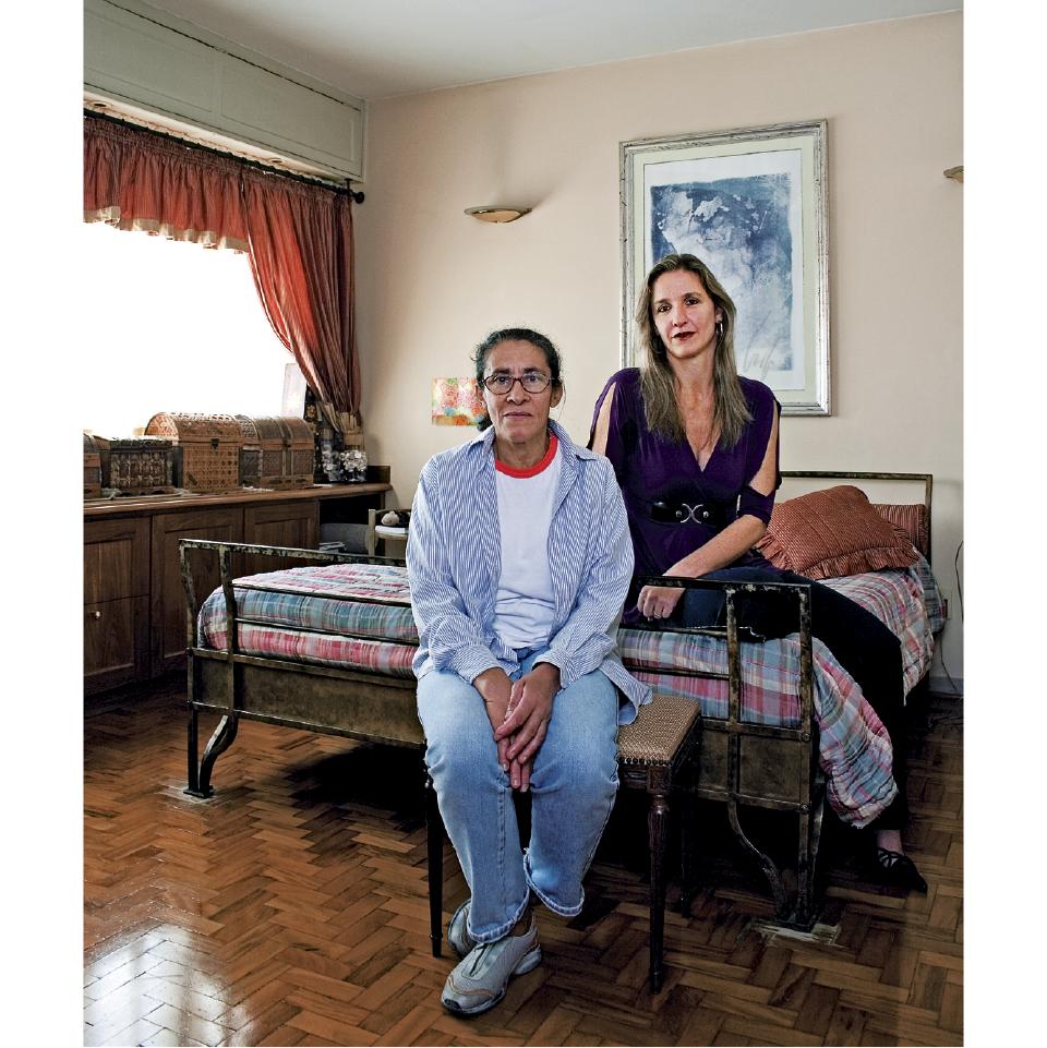 Margarida Santana e a patroa que não lhe pagava salários há um ano