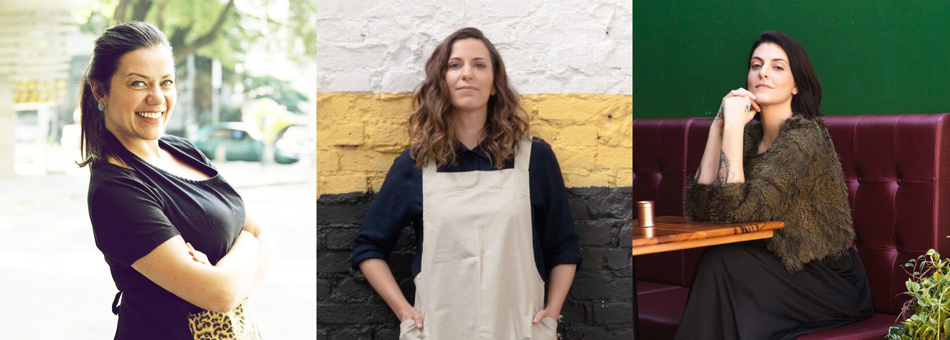 <span>Mais que chefs, empreendedoras</span>