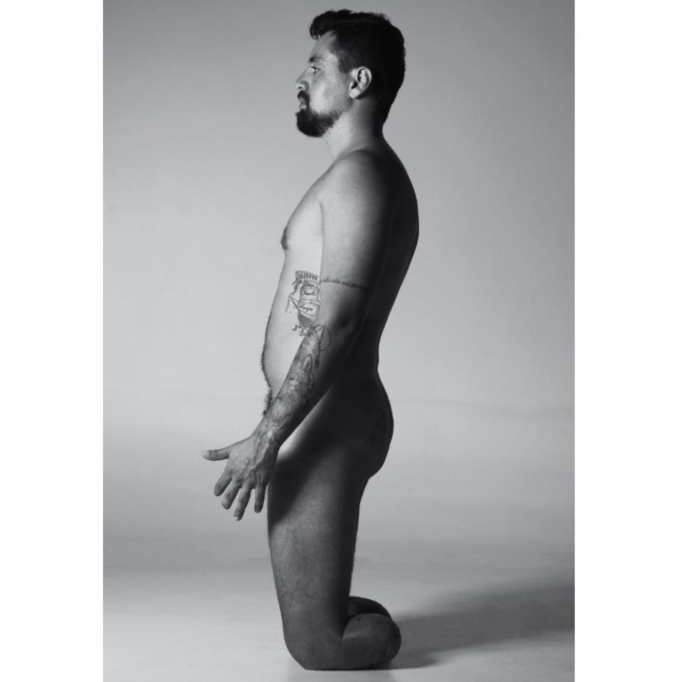 """""""Muitas vezes eu até esqueço que já tive pernas inteiras"""", Felipe Lima."""