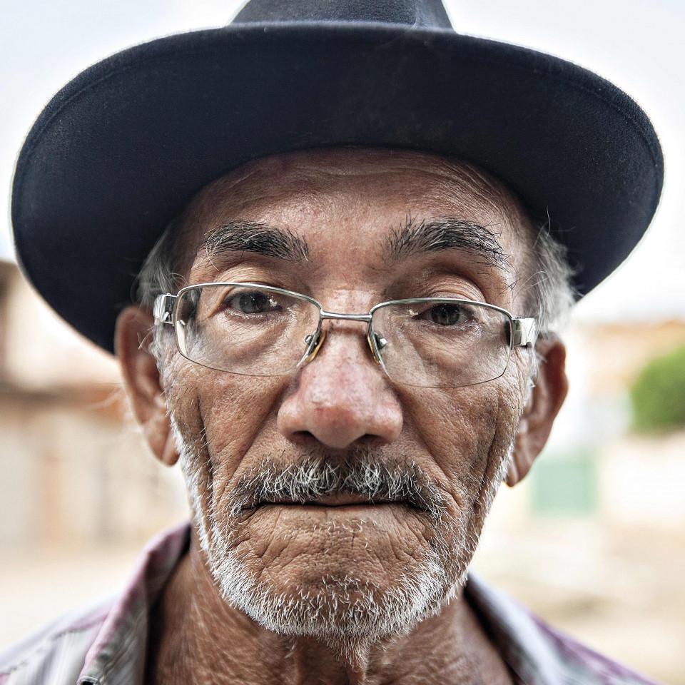 José Pereira da Silva, 73 anos