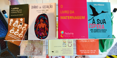A primeira livraria feminista de Santa Catarina