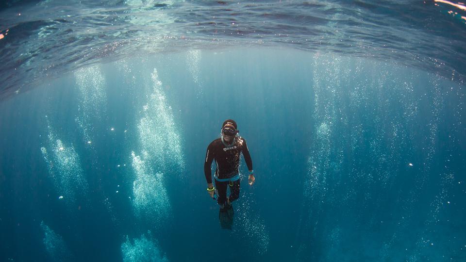 """Dahab, conhecida como """"a Meca do mergulho livre"""", foi o destino escolhido pelo brasileiro Carlos Diezel"""