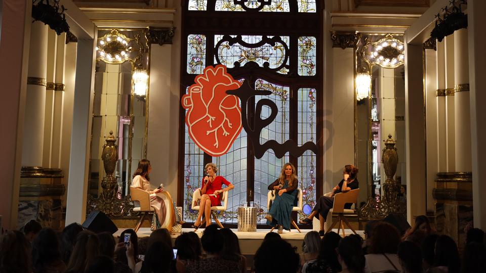 Sexo depois do 60: a escritora Isabel Dias, a atriz Bruna Lombardi, a terapeuta de casais Tai Castilho e a jornalista Rita Lisauskas