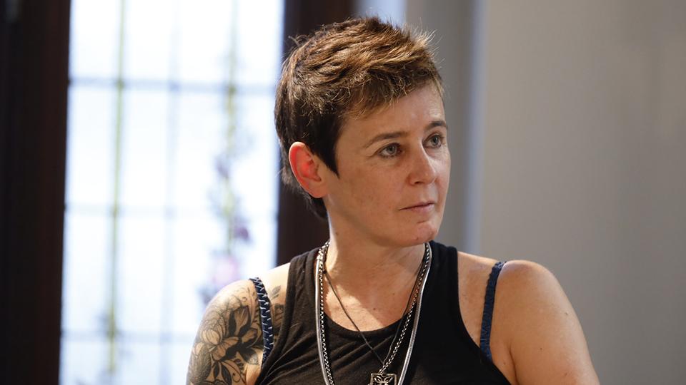 """""""Precisei de muitos anos para dizer à minha mãe que eu era gay. E foi a coisa mais difícil que fiz na vida"""", disse Milly"""