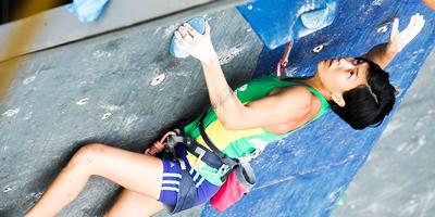 Escaladores olímpicos