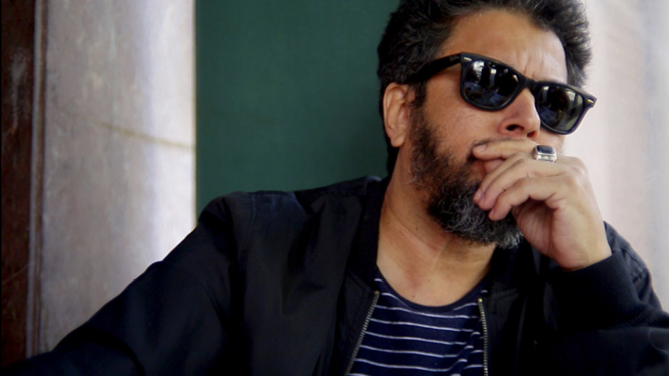 """O disco """"Rádio S.AMB.A"""" marca a estreia de Jorge Du Peixe nos vocais"""