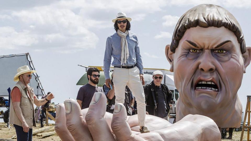 """Cena de """"O homem que matou Dom Quixote"""", já em cartaz no Brasil"""