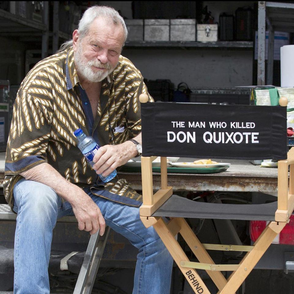"""""""Acho que todos nós temos muito de Quixote e muito de Sancho Pança"""""""