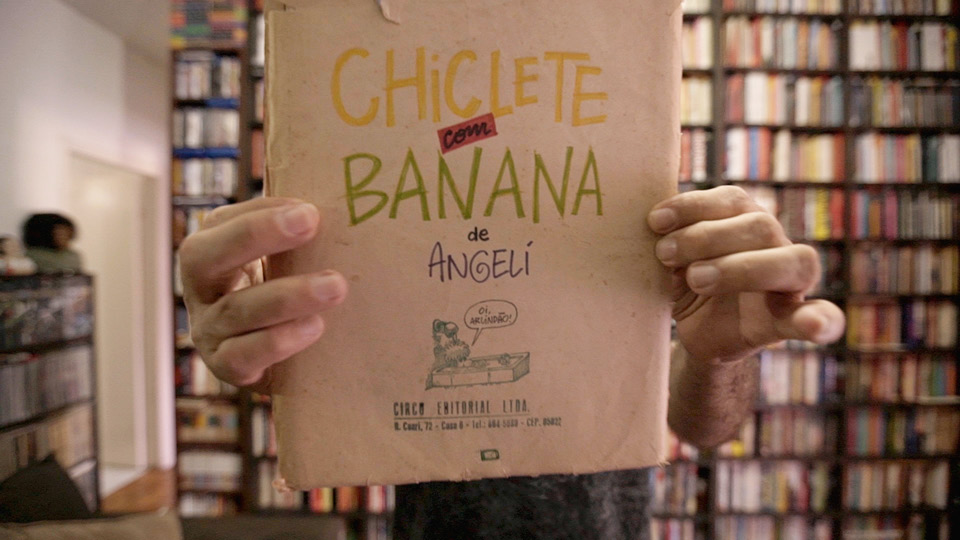 Chiclete com banana é uma das publicações históricas dos quadrinhos brasileiros que foram lançadas pela Circo Editorial