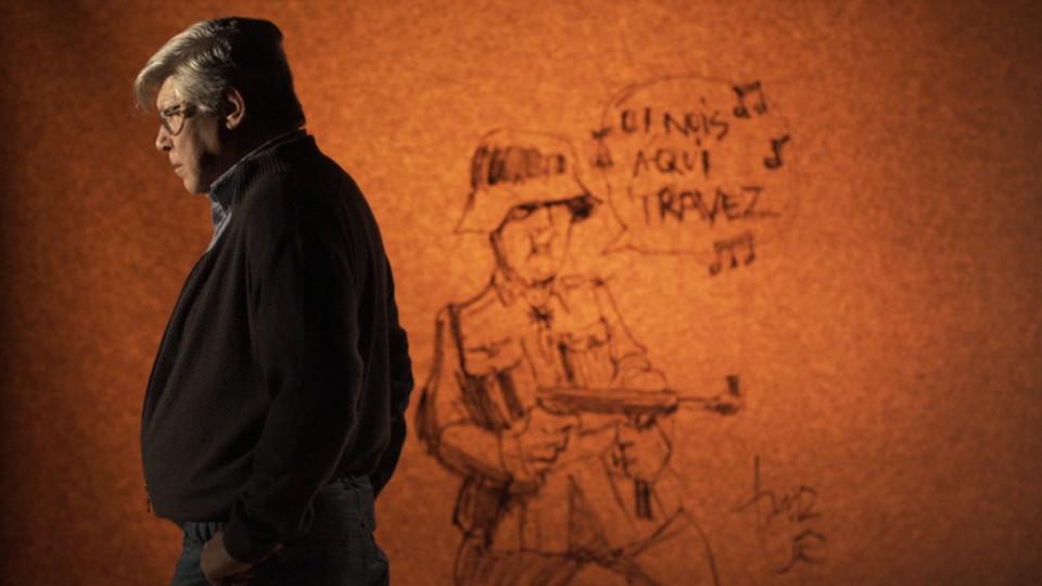 """""""Toninho tinha o pé na realidade e dava condições para a nossa produção, incluindo as ideias mais mirabolantes"""", diz o cartunista Luiz Gê"""