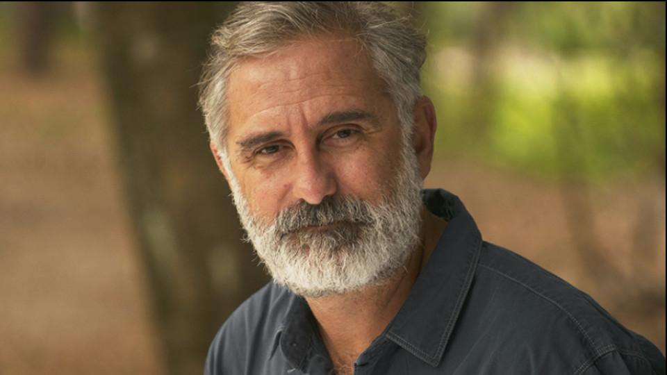 O diretor Marcelo Gomes