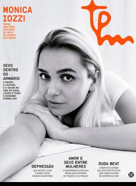 Capa da edição #179 da Tpm