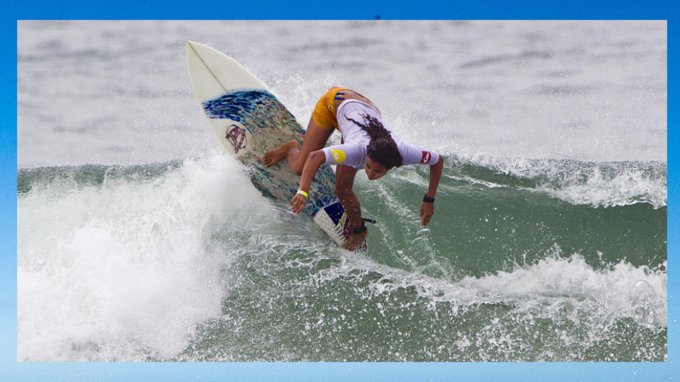 Monik Santos, que chegou a fazer vaquinha virtual para competir na Austrália no início do ano