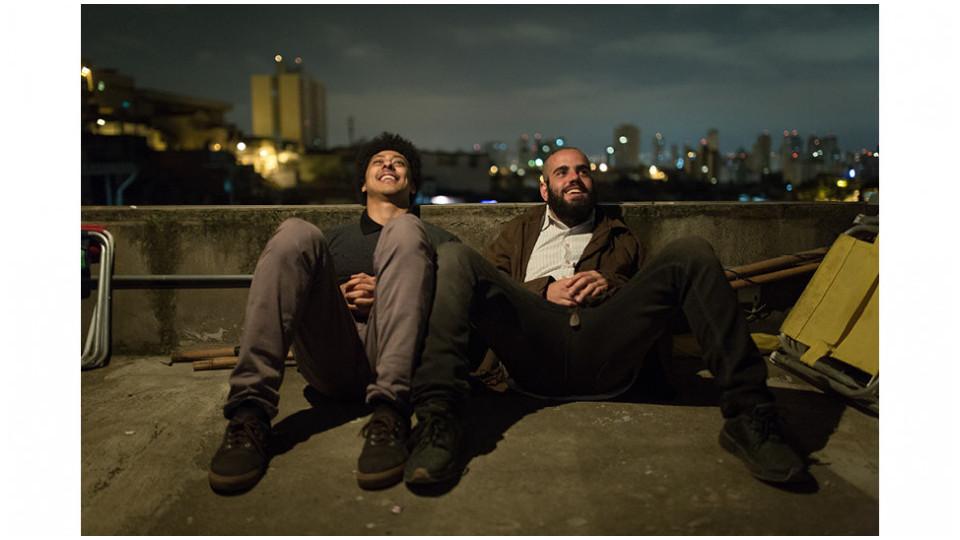Luiz Navarro e Henrique Santana vivem os melhores amigos Biriba e Salim