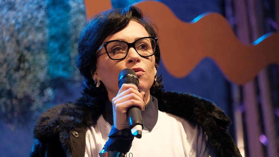 A atriz Suzana Pires:  A gente tem que entender que não vamos ser perfeitas.