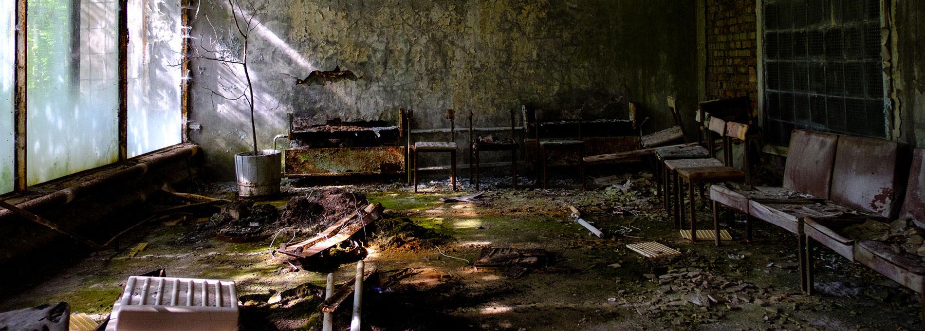 Chernobyl e o turismo de tragédia