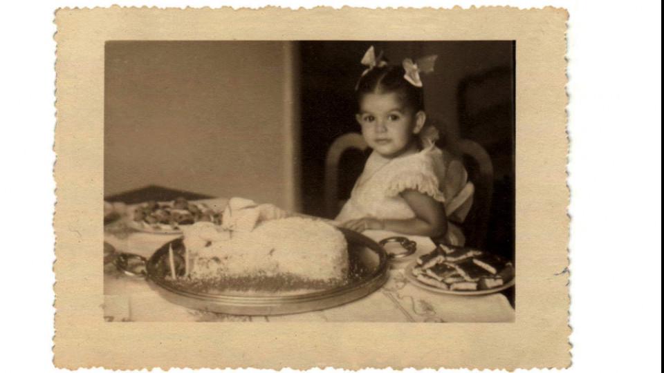 Seu aniversário de 2 anos, em 1952