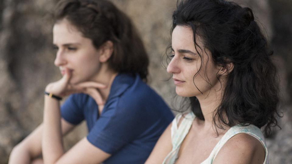 Carol Duarte e Julia em cena do longa de Karim Ainouz