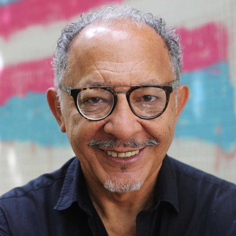 O diretor mineiro Joel Zito Araújo