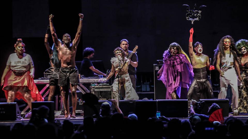 O Teto Preto levou para o palco drag queens de Belém do Pará