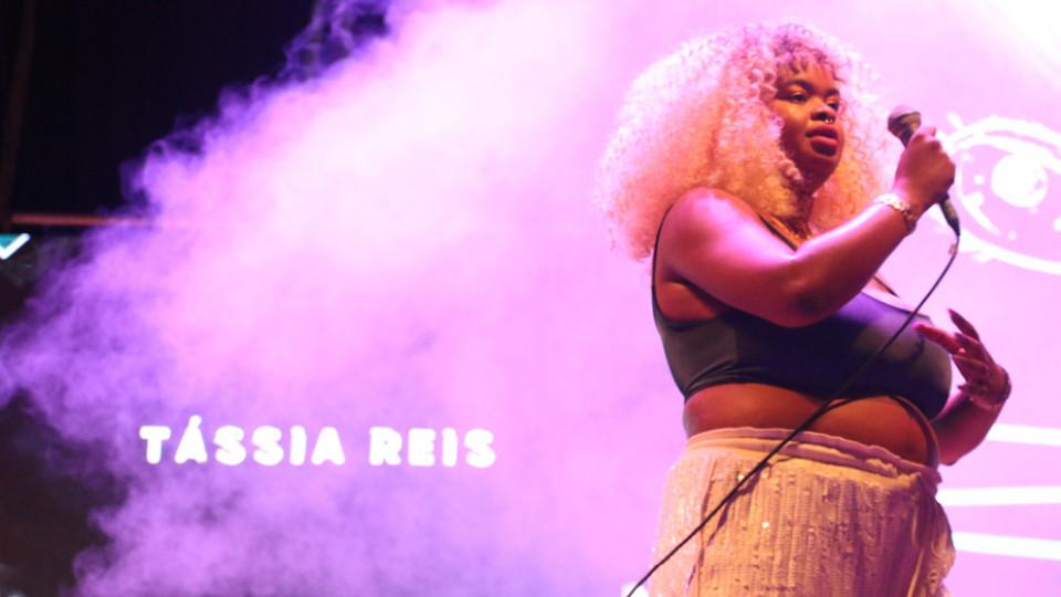Tássia Reis fez questão de colocar Belém no itinerário de sua turnê