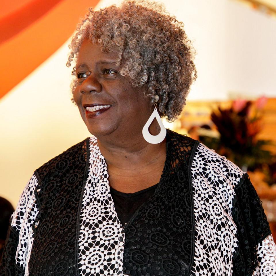 Conceição Evaristo, escritora negra que foi homenageada no Trip Transformadores pelo trabalho que faz para estimular e abrir caminho para novos escritores