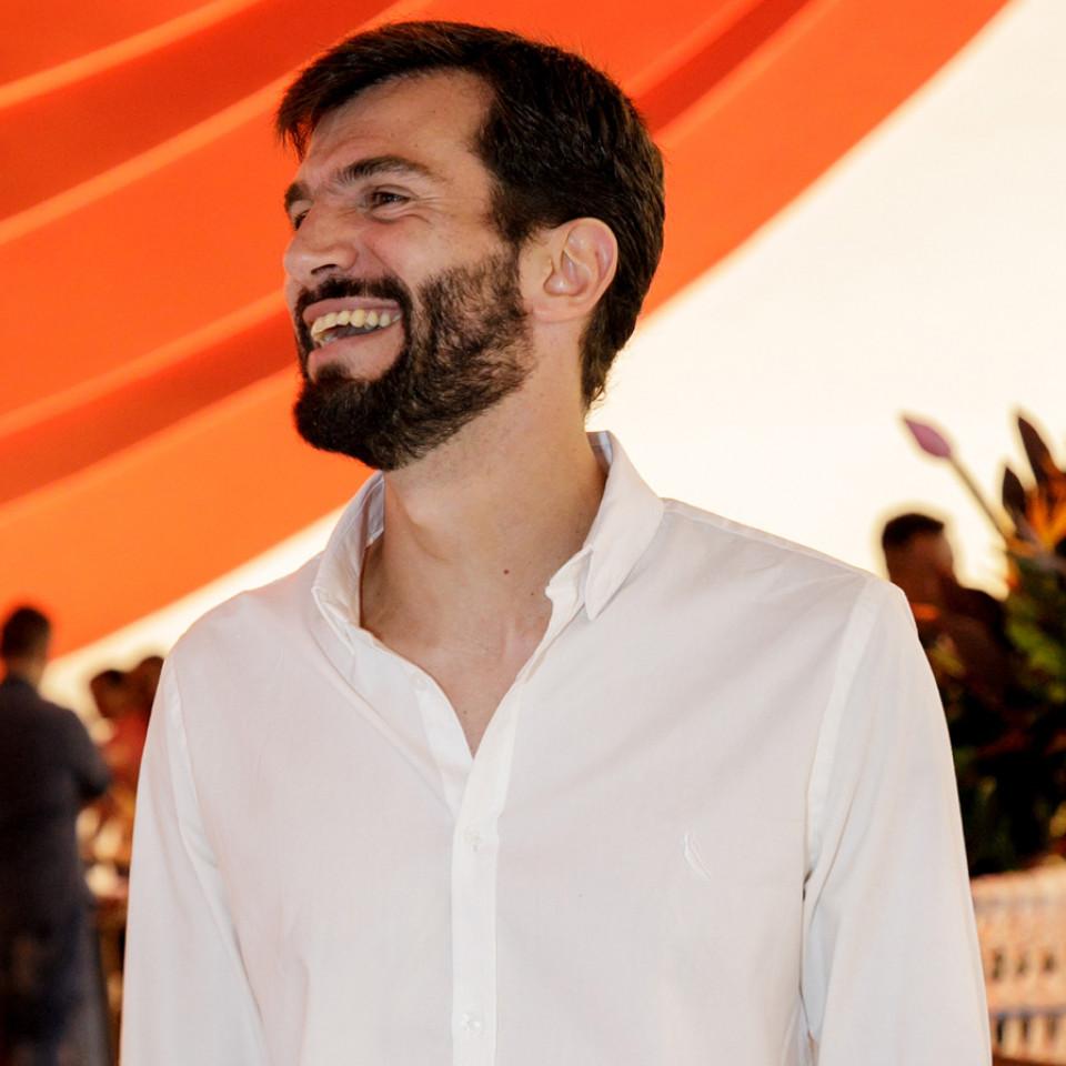 Iberê Dias, juiz e um dos homenageados do Trip Transformadores pelo projeto Trampo Justo, que também rendeu homenagem ao rapper Dexter