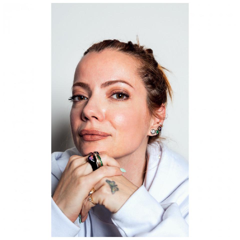 Julia Petit, empresária