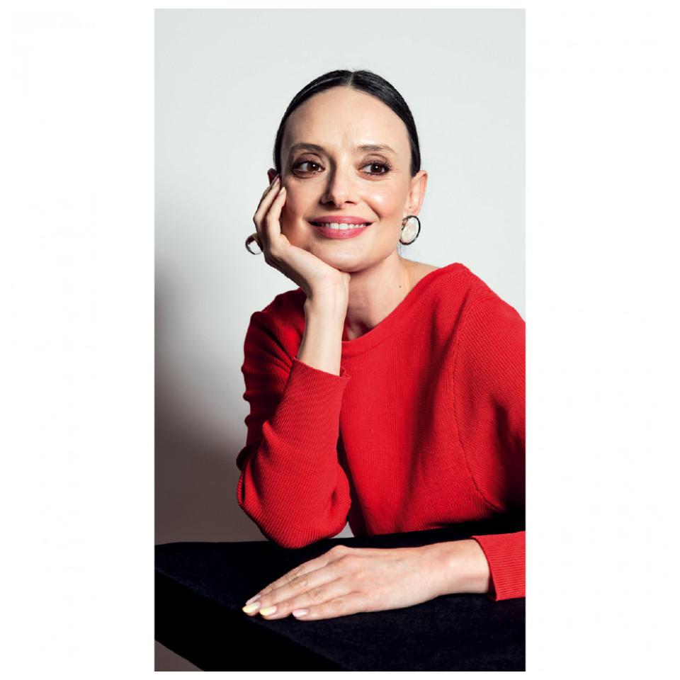 Vânia Goy, jornalista