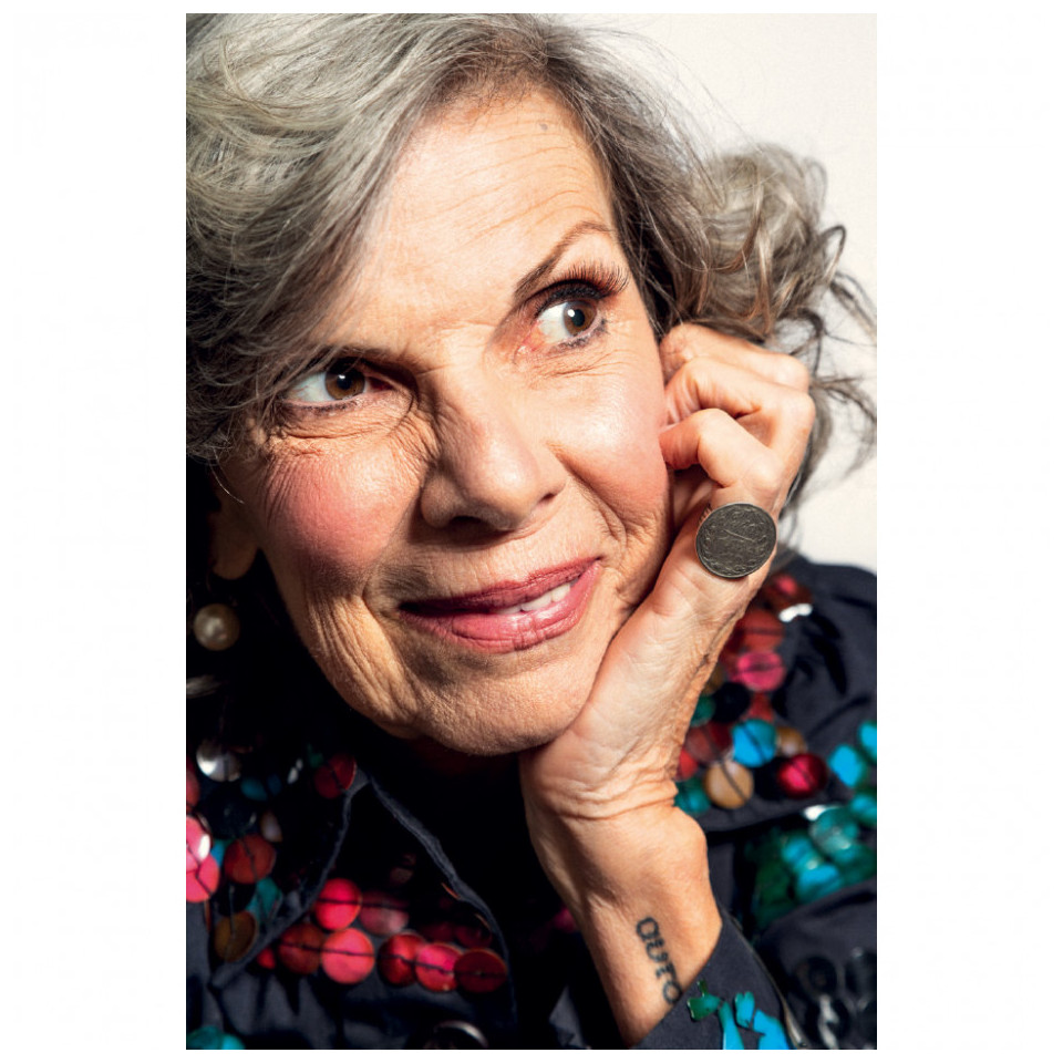 Isabel Dias, 67, escritora