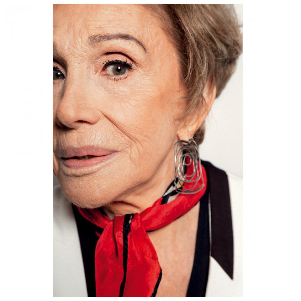 Helena Schargel, 79, estilista