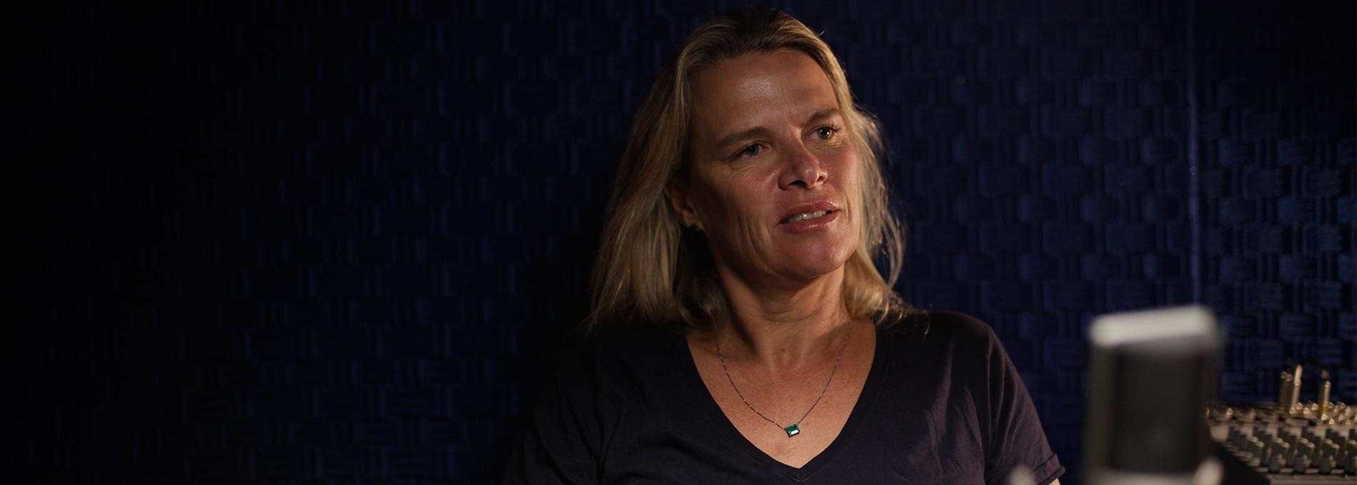 Mariana Becker ouviu que F1 não é lugar de mulher