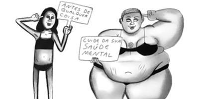 Gordofobia ou pressão estética?