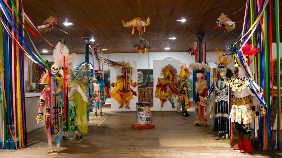 Museu do Reggae, em São Luís do Maranhão: o único sobre o tema fora da Jamaica