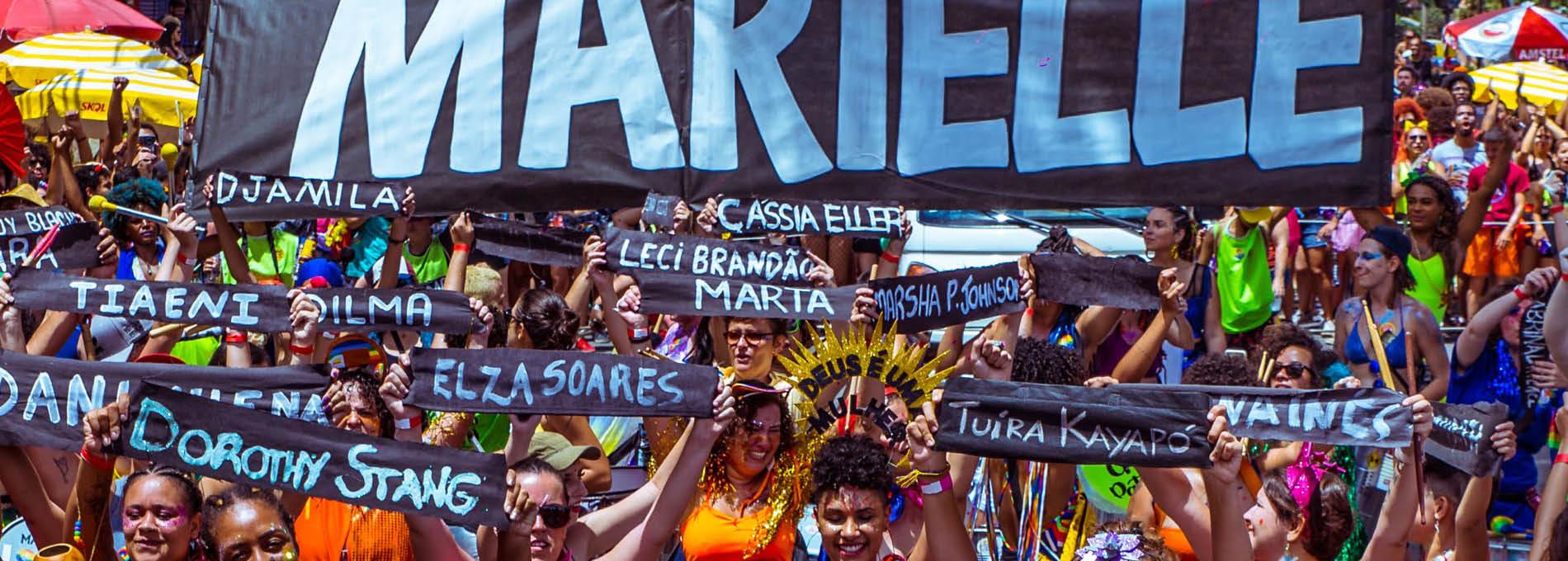 Carnaval sapatão