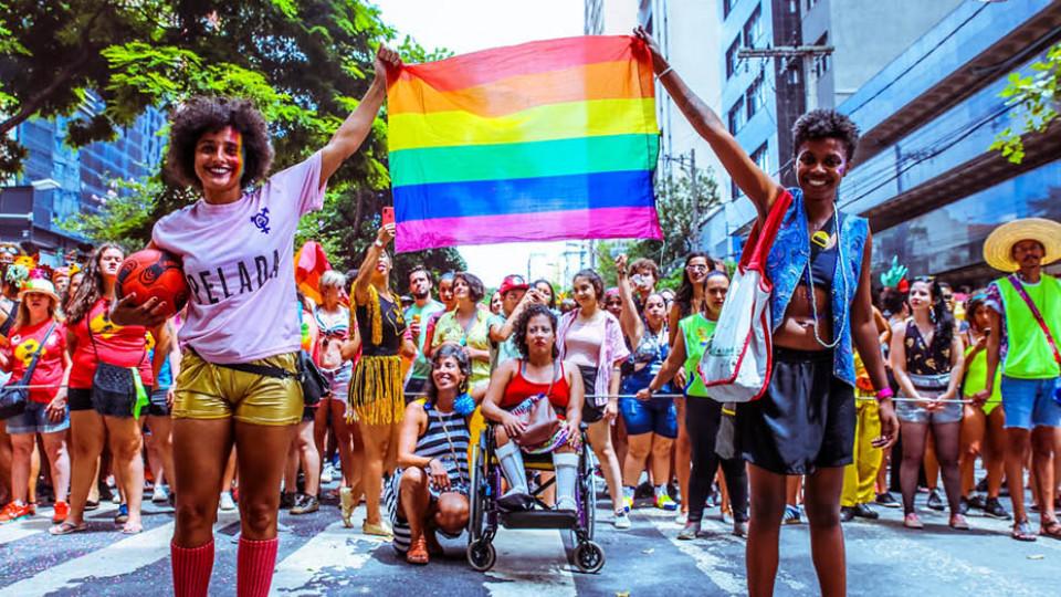 Primeiro cortejo da Truck do Desejo, em 2019, teve manifesto sobre não vincular gênero com genitália